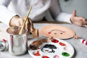 Kreativitás, színezés, festés, kreatív játékok