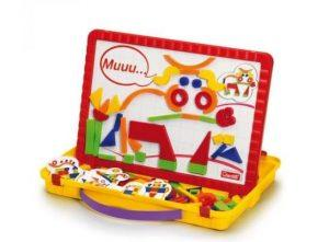 Quercetti mágneses játékok, mágneses táblák