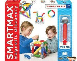 Smartmax Start+ mágneses építőjáték
